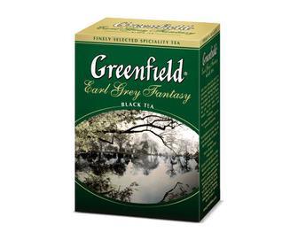 Чай Greenfield Earl Grey Fantasy, 100г