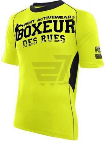 Футболка Boxeur BXT-2837 L жовтий