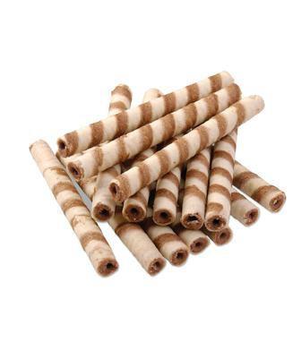 Вафельні трубочки з какао Київські ласощі кг