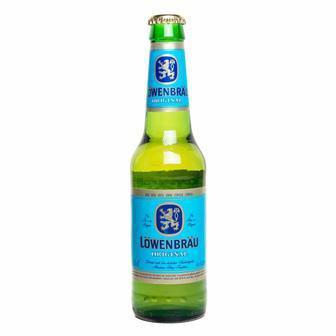 Пиво світле Lowenbrau 0,33 л