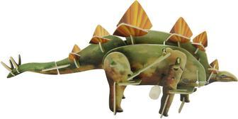 Пазл 3D Hope Winning Стегозавр рухливий HWMP41