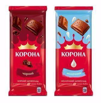 Шоколад Корона 90г