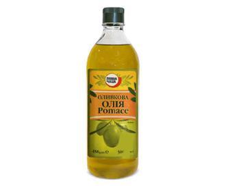 Оливкова олія Pomace «Повна Чаша»® 500мл