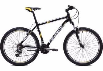 "Велосипед Cronus COUPE 2.0 (2015) 21"" чёрный/белый/оранж мат"