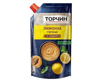 Гірчиця «Торчин» «Лимонна» 115г