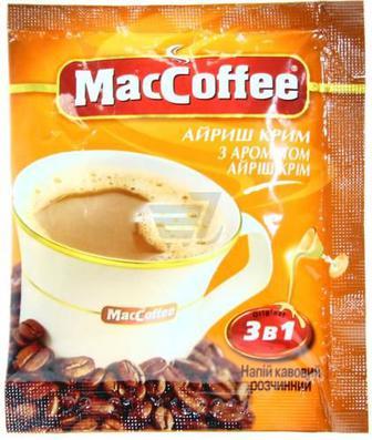 Напій кавовий 3 в 1 MCoffee 16 г/18 г/20 г