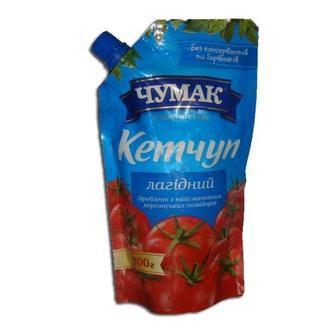 Кетчуп томатний Чумак  450 г