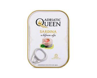 Сардини Adriatic Queen в олії, 105г