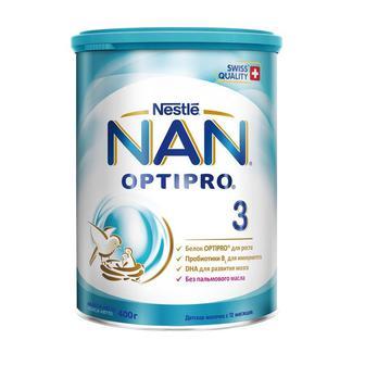 Молочная суміш Nestle Nan