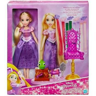 Игровой набор Disney Princess Салон Королевской ленты Рапунцель (B6835/B6837)