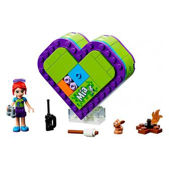 Конструктор LEGO Friends Шкатулка-сердечко Мии (41358)