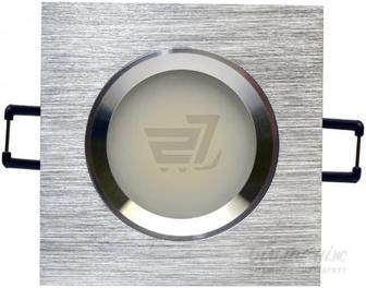 Світильник точковий Светкомплект квадратний GU5.3 алюміній