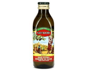 Олія оливкова Salvadori Extra Vergine, 500мл