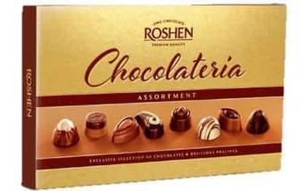 Цукерки Шоколатерія (Chocolateria) 194 г, Рошен