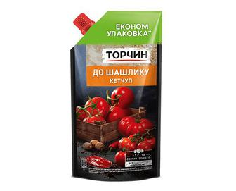 Кетчуп «Торчин» до шашлику, 400г