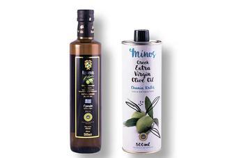 Олія оливкова Extra Virgin, Renieris Minos 0.5 л