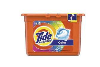 Капсулы Tide 3 in 1 Pods Color 30шт