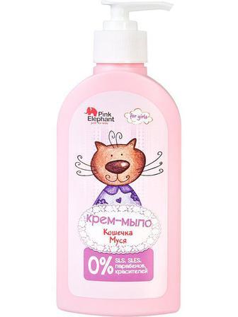 Крем-мыло PINK ELEPHANT