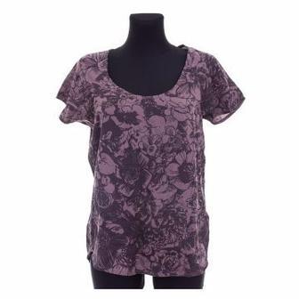 Блуза MUSTANG темно-серая