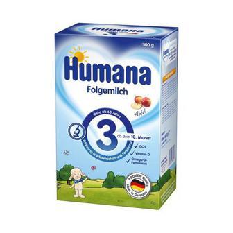 Сухая молочная смесь Humana 3