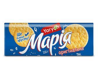 Скидка 23% ▷ Печиво Yarych «Марія» оригінальна, 155г