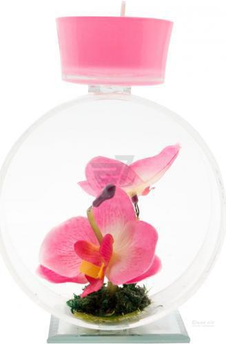 Свічник Орхідея Куля EBA310658