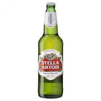 Пиво свiтле Stella Artois 0.5 л