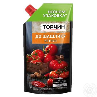 Кетчуп Торчин до Шашлику 400г