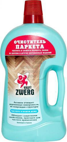 Засіб для миття паркету Kraft Zwerg 1 л