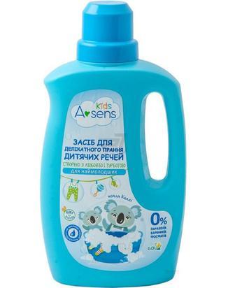 Засіб для делікатного прання дитячих прання Asens Kids 1л