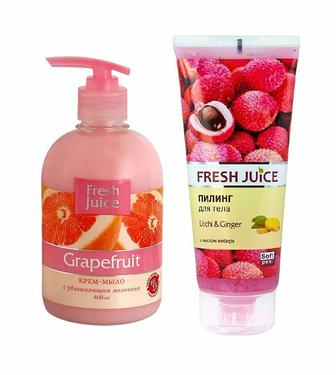 Засоби по догляду за тілом  Fresh Juice