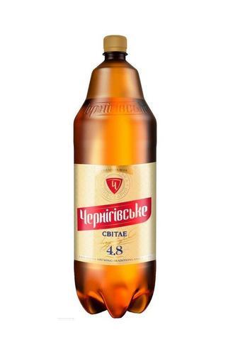 Пиво світле 2,35 л Чернігівське