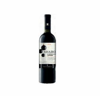 Вино Шабо Класика біле, червоне напівсолодке 0,75л