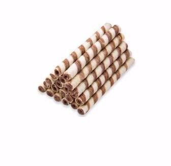 Вафельні трубочки  з какао  ХБФ 100 г