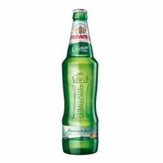 Пиво Світле 4,5%, Оболонь, 0,5л