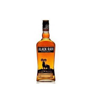 Виски Black Ram Honey 35%, 0,7 л