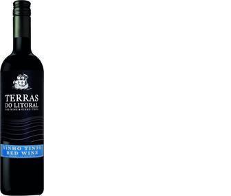 Вино Terras do Litoral червоне сухе, 0,75 л