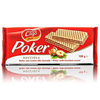 Вафли Poker 45 гр