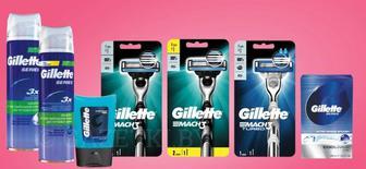 Станки, засоби для та після гоління Gillette