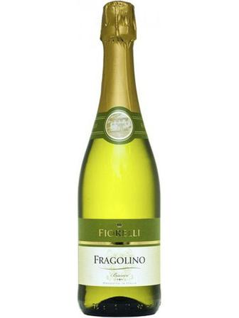 Вино Fragolino ігристе Fiorelli 0,75 л