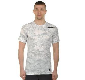 Скидка 15% ▷ Футболка Nike M Np Hprcl Top Ss Fttd D Camo