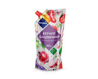 Кетчуп «Шашличний» «Премія»® 300г