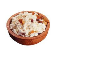 Маса сирна 10% з родзинками, ХМЗ, 100г