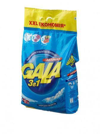 Порошок для автоматичного прання Гала 6 кг