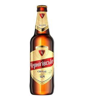 Пиво світле Чернігівське Світле 0.5л