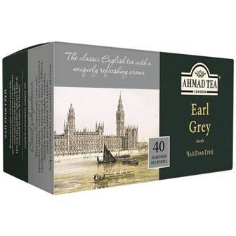 Чай Ahmad Earl Grey 40шт