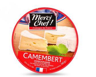 Сир «Камамбер» 60%, Merci Chef!,  125 г