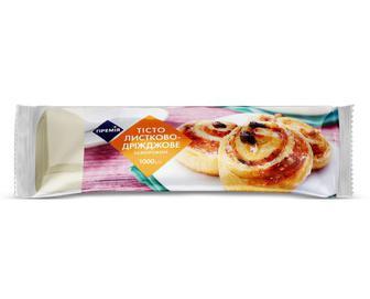 Тісто заморожене листково-дріжджове «Премія»® 1 кг