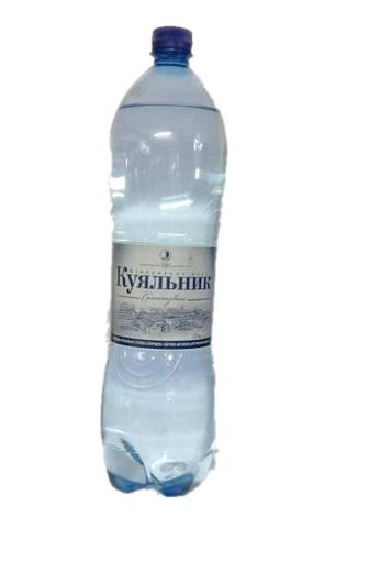 Вода Куяльник мінер.газ.1,5л