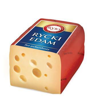 Сир 45% Рамзес або Рицький Едем Рікі 1 кг